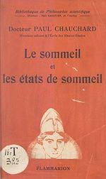 Download this eBook Le sommeil et les états de sommeil