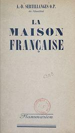 Download this eBook La maison française