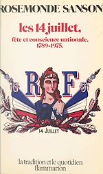 Download this eBook Les 14 juillet : 1789-1975