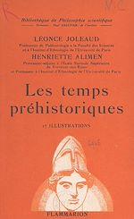 Download this eBook Les temps préhistoriques...