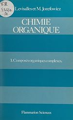 Download this eBook Chimie organique (3)