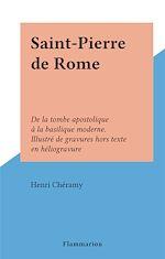 Download this eBook Saint-Pierre de Rome