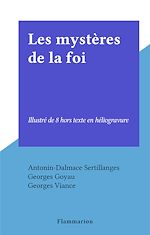 Download this eBook Les mystères de la foi