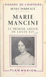 Download this eBook Marie Mancini