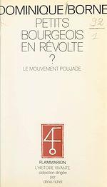 Download this eBook Petits bourgeois en révolte ?