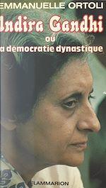 Download this eBook Indira Gandhi