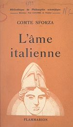 Download this eBook L'âme italienne