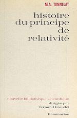 Download this eBook Histoire du principe de relativité