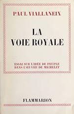 Download this eBook La voie royale