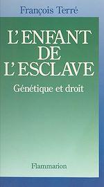 Download this eBook L'enfant de l'esclave