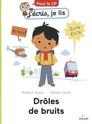 Téléchargez le livre :  Drôles de bruits!