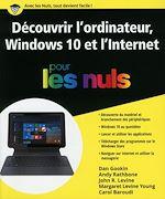 Téléchargez le livre :  Découvrir l'ordinateur Windows 10 et l'Internet pour les Nuls
