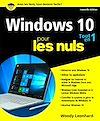 Télécharger le livre :  Windows 10 tout en 1 pour les Nuls, nouvelle édition