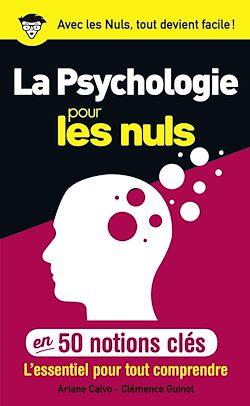 Download the eBook: 50 notions clés sur la psychologie pour les Nuls