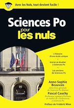 Download this eBook Sciences Po pour les Nuls