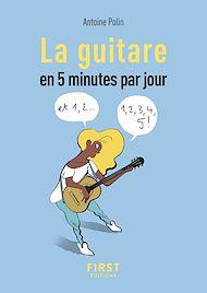Téléchargez le livre :  Petit livre de - La guitare en 5 minutes par jour
