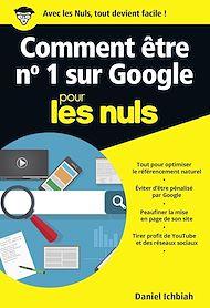 Téléchargez le livre :  Comment être n°1 sur Google pour les Nuls poche - Le référencement naturel