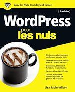 Download this eBook WordPress pour les Nuls nouvelle édition