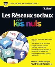 Téléchargez le livre :  Les Réseaux sociaux pour les Nuls grand format, 2e édition