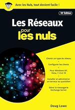 Download this eBook Les Réseaux pour les Nuls version poche 10e ed
