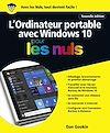Télécharger le livre :  L'ordinateur Portable avec Windows 10 Pour les Nuls, nouvelle édition