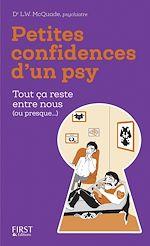 Download this eBook Petites confidences d'un psy