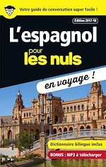 Download this eBook L'espagnol pour les Nuls en voyage ! NE