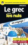 Télécharger le livre :  Le grec pour les Nuls en voyage, édition 2017-18