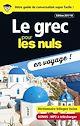 Télécharger le livre : Le grec pour les Nuls en voyage ! NE