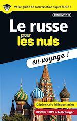 Download this eBook Le russe pour les Nuls en voyage, édition 2017-18