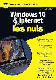 Téléchargez le livre :  Windows 10 et Internet Mégapoche Pour les Nuls