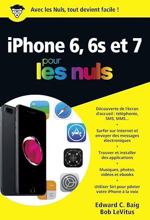 Téléchargez le livre :  iPhone 6 et 6S et 7 ed iOS 10 poche pour les Nuls