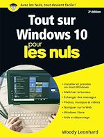Download this eBook Tout sur Windows 10 Pour les Nuls