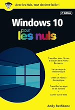 Download this eBook Windows 10 Poche Pour les Nuls, 2e