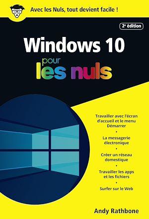Téléchargez le livre :  Windows 10 Poche Pour les Nuls, 2e