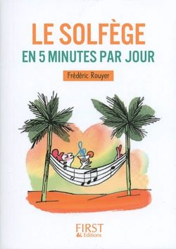 Download the eBook: Petit livre - Le solfège en 5 minutes par jour