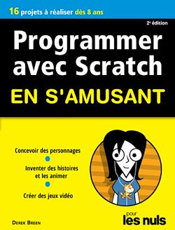 Download the eBook: Programmer avec Scratch pour les Nuls en s'amusant mégapoche