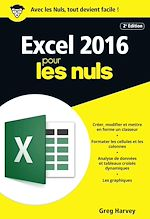 Download this eBook Excel 2016 pour les Nuls poche, 2e édition