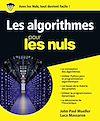Télécharger le livre :  Les algorithmes pour les Nuls grand format