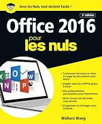 Download this eBook Office 2016 pour les Nuls grand format, 2e édition