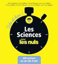 Téléchargez le livre :  Les sciences pour les Nuls Vite et Bien