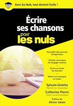 Download this eBook Ecrire ses chansons pour les Nuls, poche