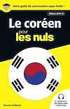 Télécharger le livre :  Guide de conversation Coréen pour les Nuls