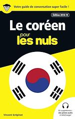 Download this eBook Guide de conversation Coréen pour les Nuls