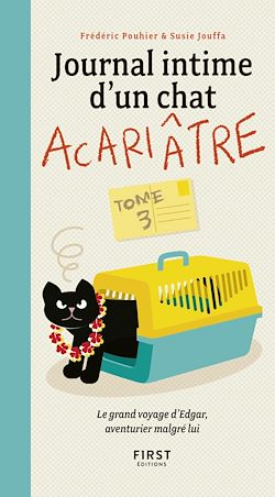 Download the eBook: Journal intime d'un chat acariâtre, tome 3