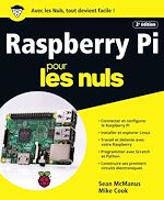 Download this eBook Raspberry Pi pour les Nuls grand format, 2e édition