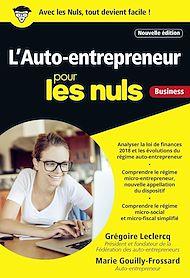 Téléchargez le livre :  L'Auto-entrepreneur pour les Nuls, poche, 3e édition