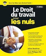 Téléchargez le livre :  Le Droit du travail pour les Nuls, grand format, 4e édition