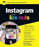 Download this eBook Instagram pour les Nuls, poche