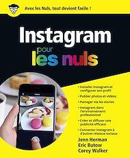 Téléchargez le livre :  Instagram pour les Nuls, poche